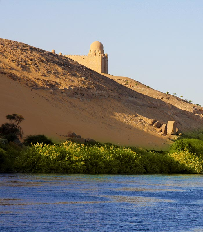 Aga Khan Mausoleum Aswan Egypt An Exotic Adventure All What You Need To Know About Aswan